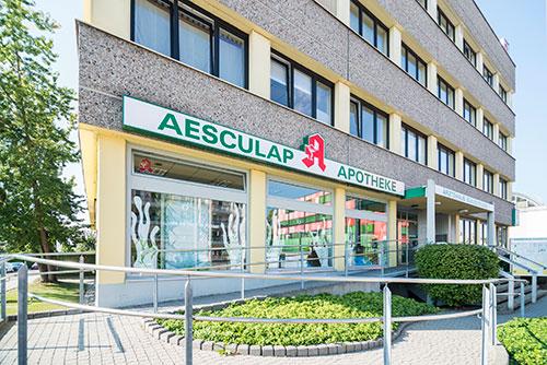 aesculap Apotheken Regensburg und Regenstauf. Apotheken in Regensburg und Regenstauf mit Lieferservice.